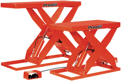 Presto Scissor Lifts